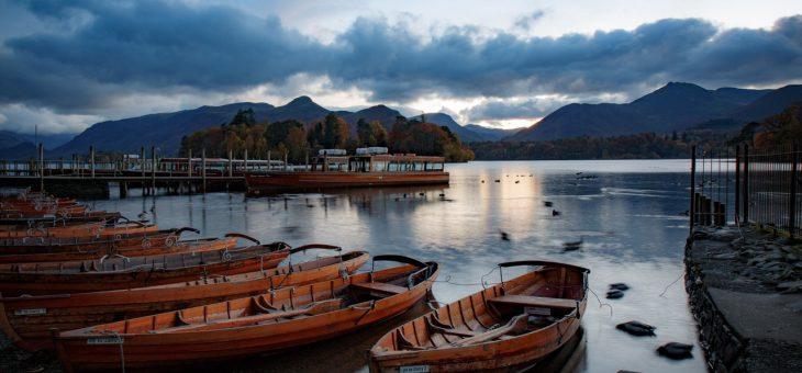 Łodzie wiosłowe – otwórz swój pensjonat nad jeziorem