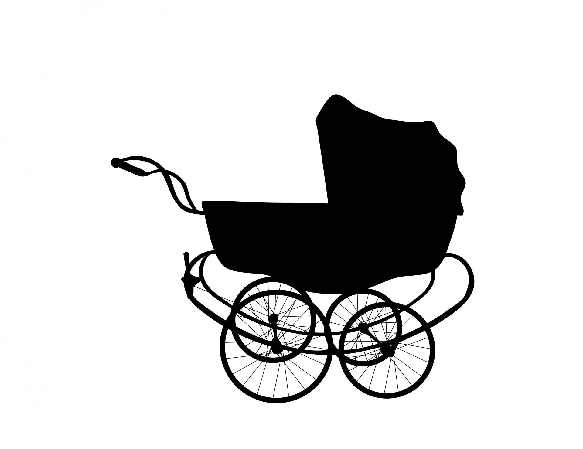 Lekki wózek 3w1